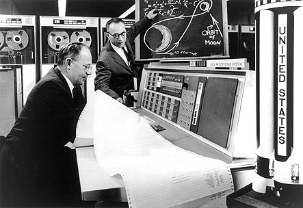 1960s NASA Workers (page 3) - Pics about space
